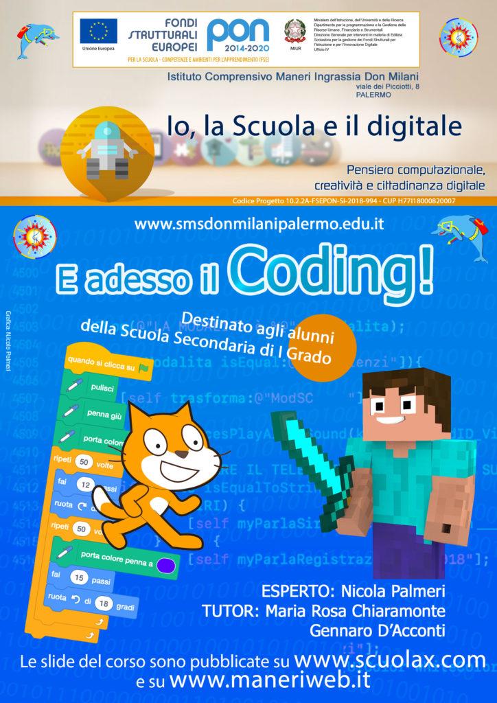 Progetto PON: E adesso il Coding!