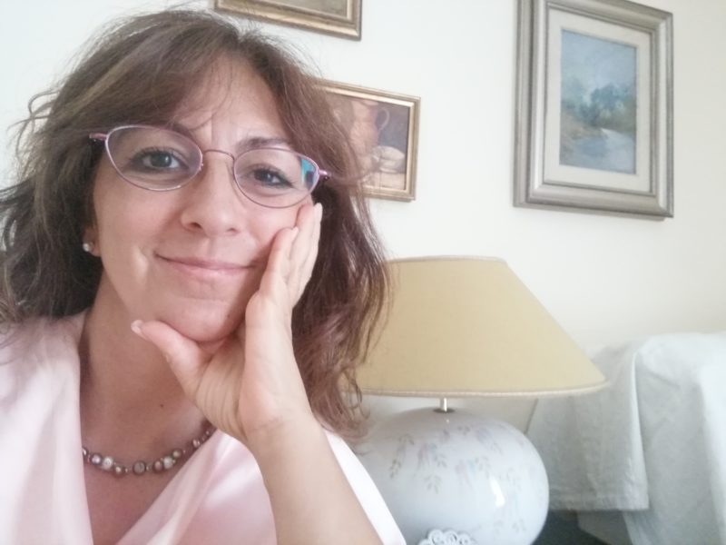 Teresa Ingarozza - dott.ssa psicoterapeuta